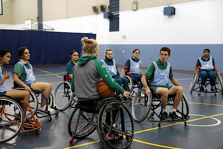 City of Bayswater Wheelchair Basketball (for young people aged 12-17 years) image