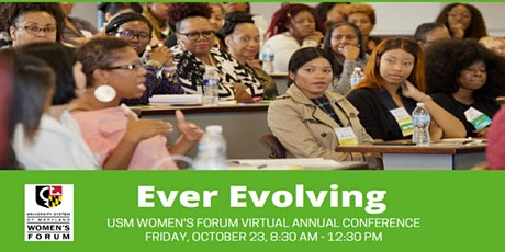 USM Women's Forum 2020 Virtual Annual Conference:Ever Evolving tickets