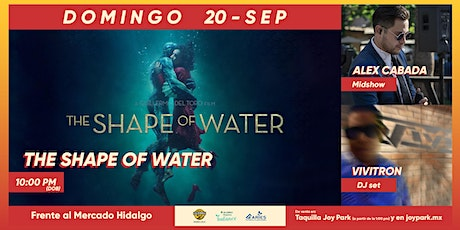 THE SHAPE OF WATER tickets