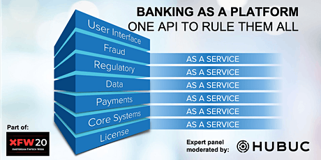 BANKING AS A PLATFORM – ONE API TO RULE THEM ALL tickets
