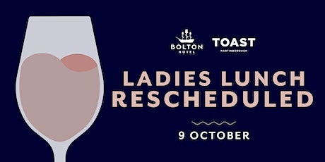 TOAST Ladies Lunch 2020 tickets