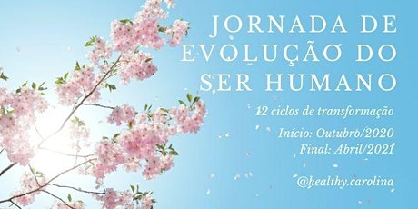 Jornada de Evolução do Ser Humano tickets