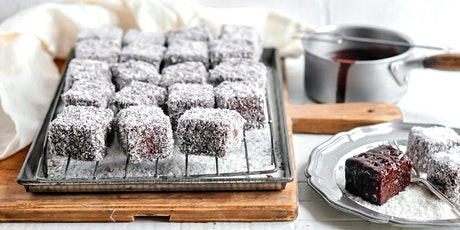 CHILDREN'S SCHOOL HOLIDAY COOKING CLASSES | LAMINGTONS tickets