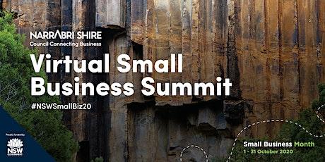 Narrabri Shire: Virtual Small Business Summit tickets