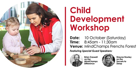 Child Development Workshop - MindChamps Frenchs Forest tickets