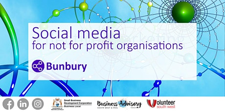 Social media for not for profit organisations tickets