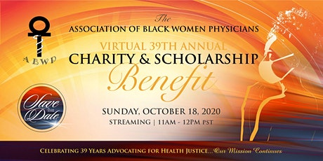 ABWP Virtual 39th Annual Charity & Scholarship Benefit tickets