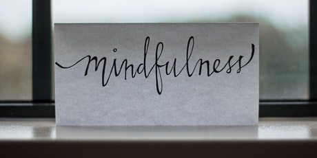 Using Mindfulness to Relieve Stress tickets