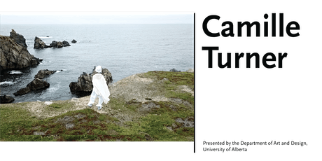 Public Lecture: Camille Turner, Media, Social Practice + Performance Artist tickets