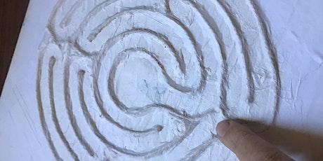 Art of Meditation: Finger Labyrinth tickets