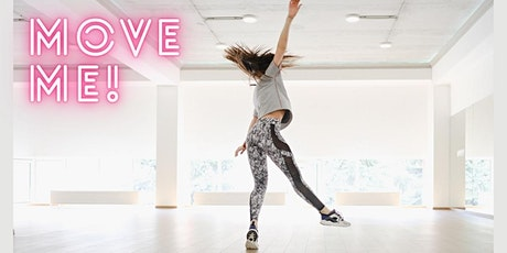Move Me! Dance Workshop at Soul Movement Studio tickets