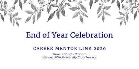 Career Mentor Link 2020 End of Year Celebration tickets