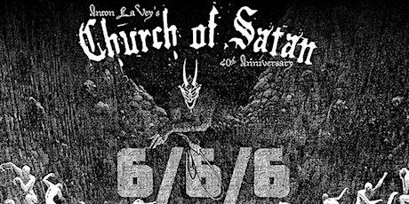 The Church of Satan: A Cultural Infiltration tickets