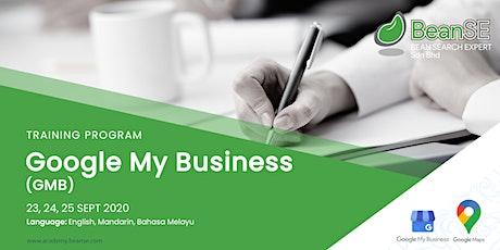 Bengkel Pengalaman Google Maps Marketing / Google My Business (GMB) tickets