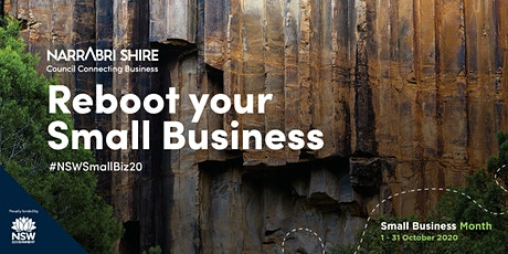 Narrabri Shire: Reboot Your Small Business tickets