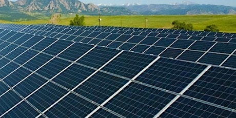 Investment Opportunity !! Goulburn Community Energy Co-operative Solar Farm tickets