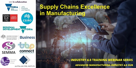 Supply Chains Excellence in Manufacturing tickets