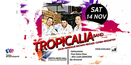 Breaking Arse- Tropicalia Nights tickets