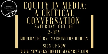 Equity in Media: A Critical Conversation tickets
