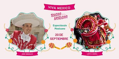 Viva  México - Domingo 20 entradas