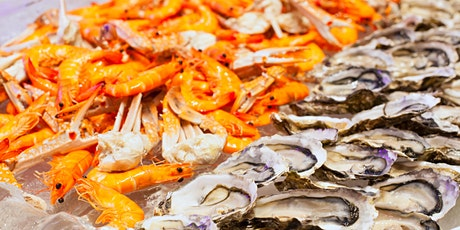 Christmas Seafood Lunch Buffet tickets