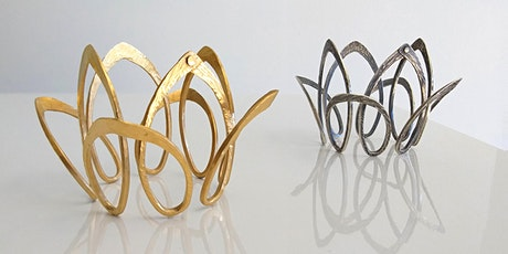 WORKSHOP | Hand forged bangle with Gerhard Herbst tickets