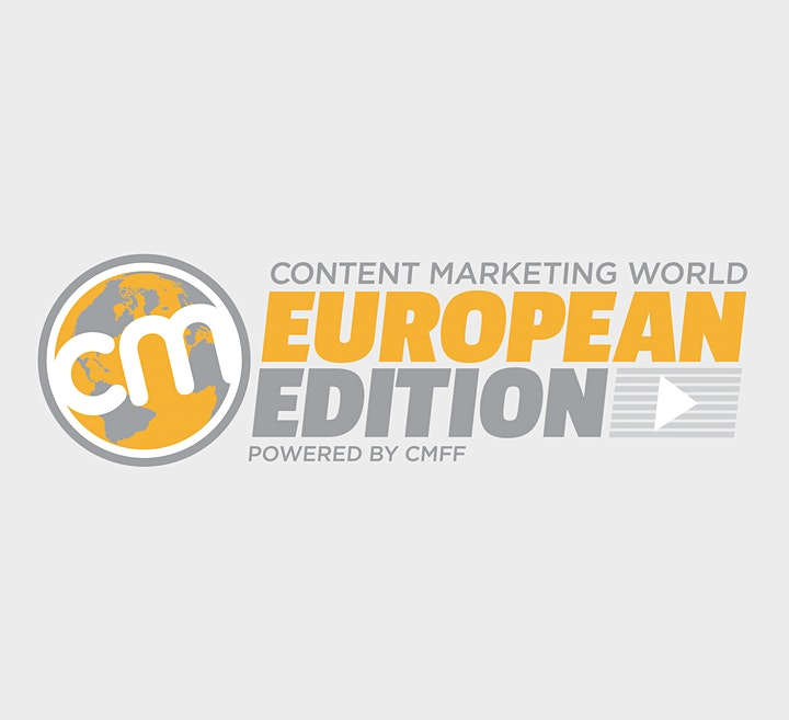 Content Marketing World 2020, The European Edition image