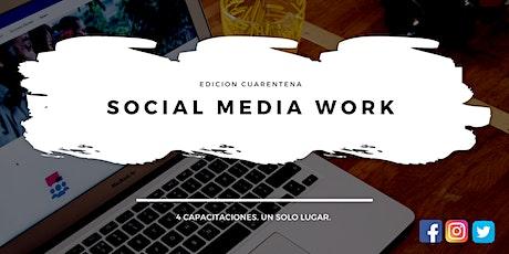Social Media Work Edición Cuarentena entradas