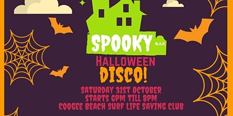Spooky Halloween Kids Disco tickets