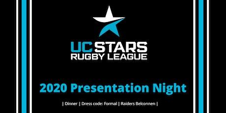 UC Stars Presentation Night tickets