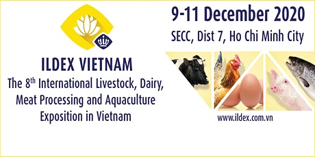ILDEX Vietnam 2020 tickets