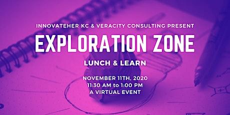 Exploration Zone Innovation Workshop