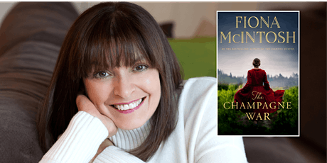 Book Launch: Fiona McIntosh:  The Champagne War tickets
