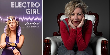 Finding Electro Girl: A conversation with author Lainie Chait tickets
