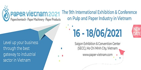 Paper Vietnam 2021 tickets