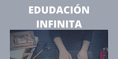 Lanzamiento Instituto Aprendizaje Infinito entradas