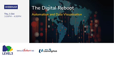 The Digital Reboot: Automation and Data Visualisation tickets