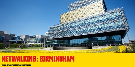 NETWALKING BIRMINGHAM: Property & Construction networking in aid of LandAid tickets
