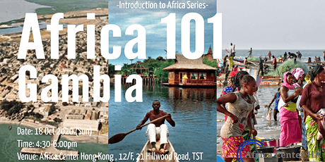 Africa 101 | Gambia tickets