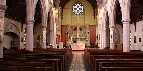 Friday 7pm Mass at St Edmund's tickets