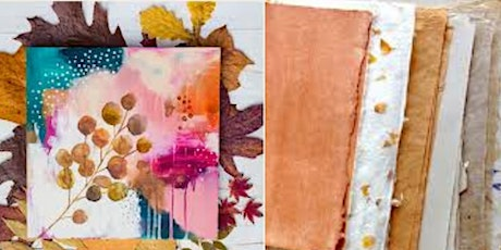 Nature Inspired Mixed Media Workshop tickets