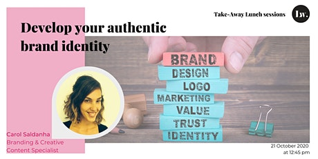 Develop your authentic brand identity tickets