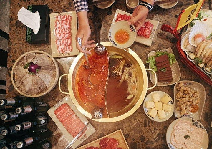 Real Food Real Wine 11 - Gemtree with Xiao Long Kan Hotpot Restaurant image