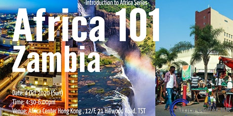 Africa 101 | Zambia tickets
