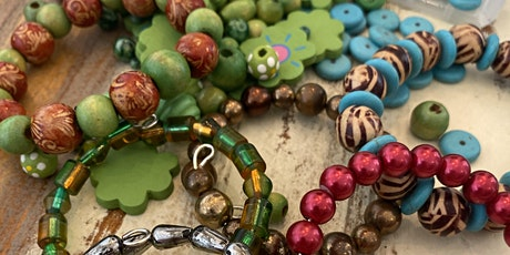 Make a bracelet with beads for kids! tickets