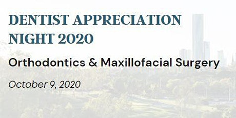 Dentist Appreciation Night 2020 tickets