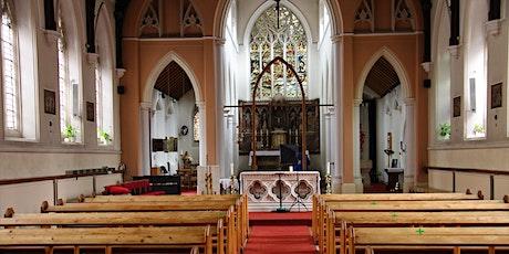 Sunday 10:30am Mass at St Joseph's tickets
