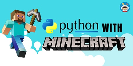 PSLE Marking Week 2020 Holiday:   Python with Minecraft 4-Day Coding Camp tickets