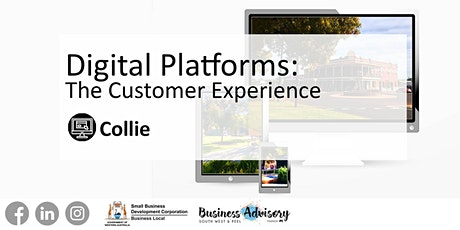 Digital Platforms: The Customer Experience tickets