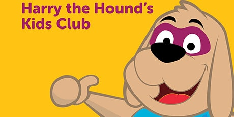 Harry Hound November Kids Club tickets
